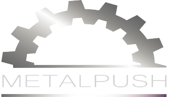 Logotipo MetalPush